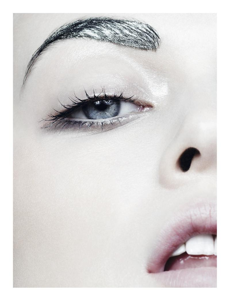 Tess Hellfeuer by Ben Hassett for Dior Magazine Fall 2013