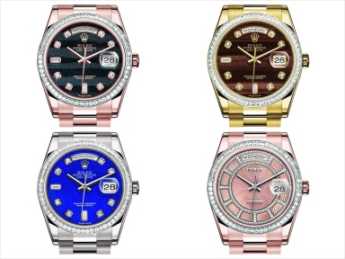 The new watches Rolex Oyster Perpetual Day