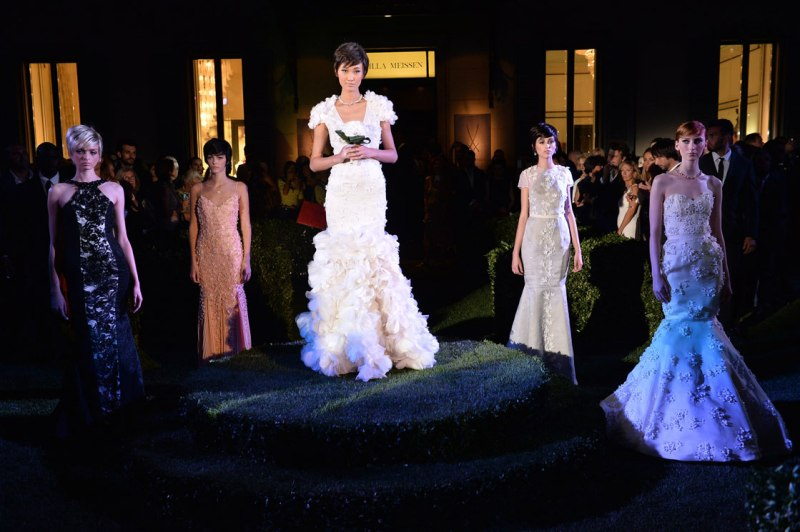 Meissen Couture meissen couture presents its couture collection and