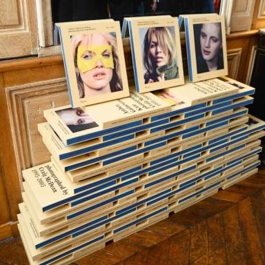 W Magazine Celebrates Craig McDean's Book during Paris Fashion Week