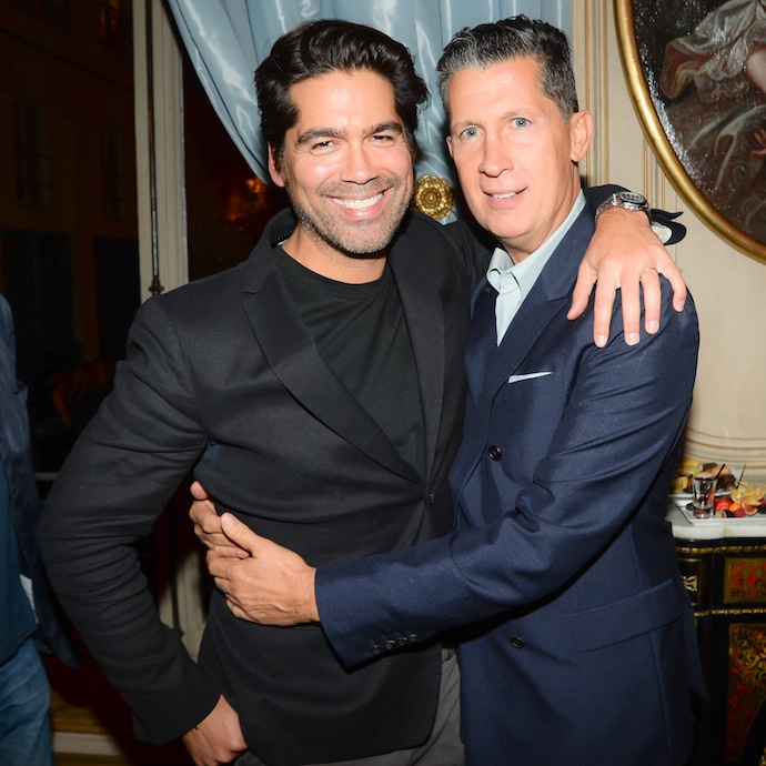 Brian Atwood, Stefano Tonchi