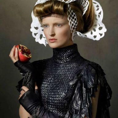 Ymre Stiekema by Erwin Olaf for Vogue Netherlands October 2013