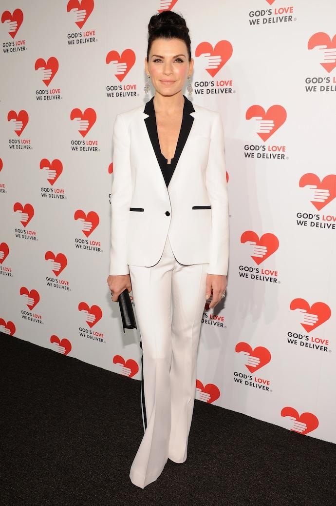 Actress Julianna Margulies attends God's Love We Deliver 2013 Golden Heart Awards Celebration