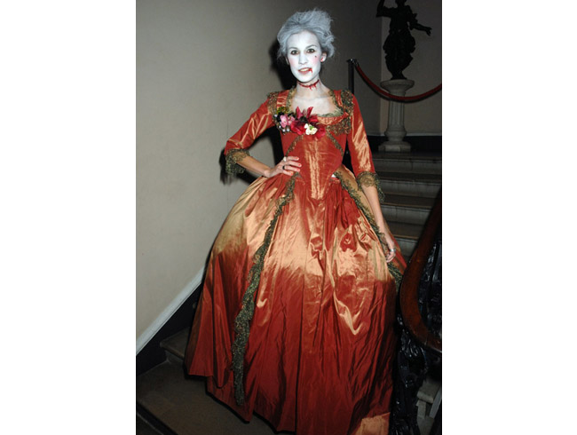 Alexa Chung as Marie Antoinette