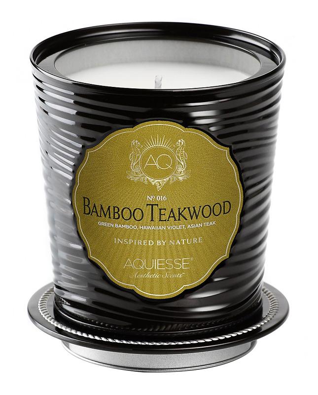 Aquiesse, Bamboo Teakwood