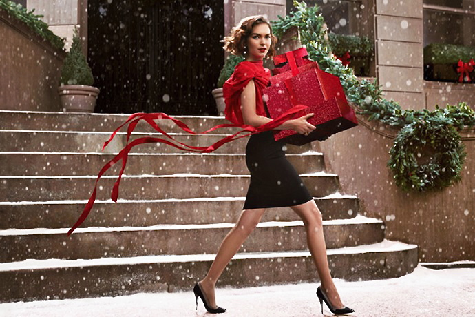 Estée Lauder Christmas 2013 make-up collection