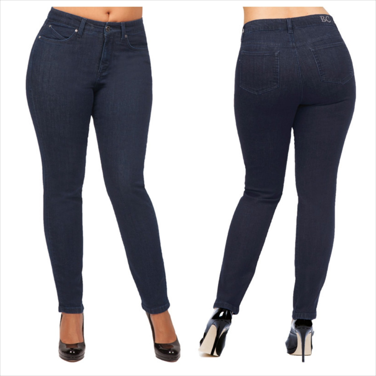 Beauty in Curves jeans