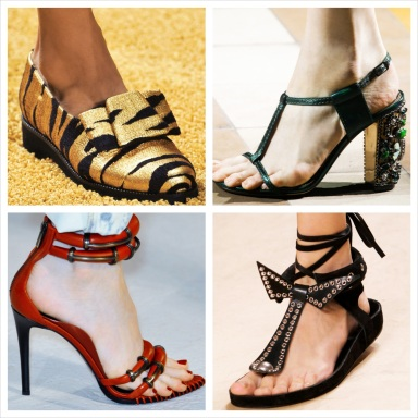 Best shoes from Paris Fashion Week spring/summer 2014 collections