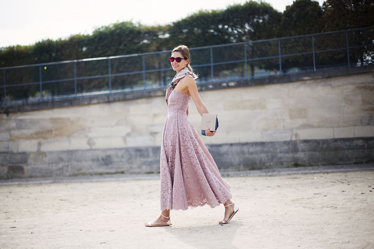 Best Street Style At Paris Fashion Week Spring Summer 2014 19 The Citizens Of Fashion