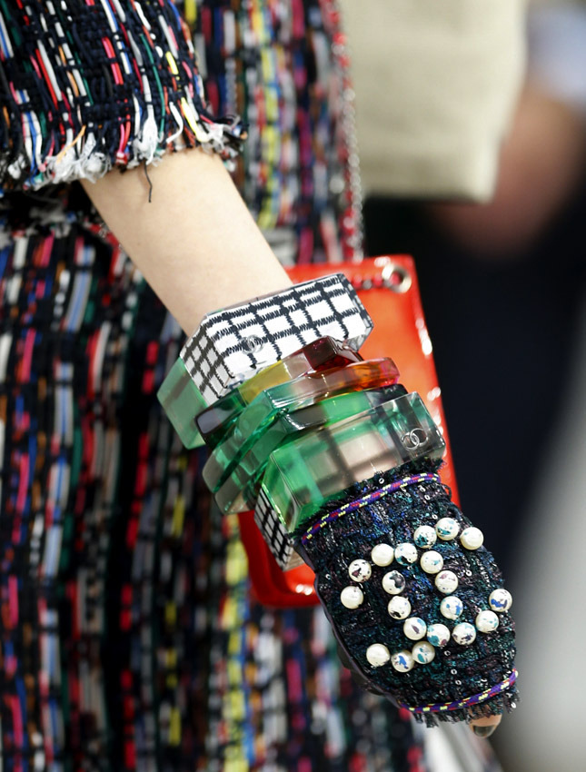 Chanel ss 2014