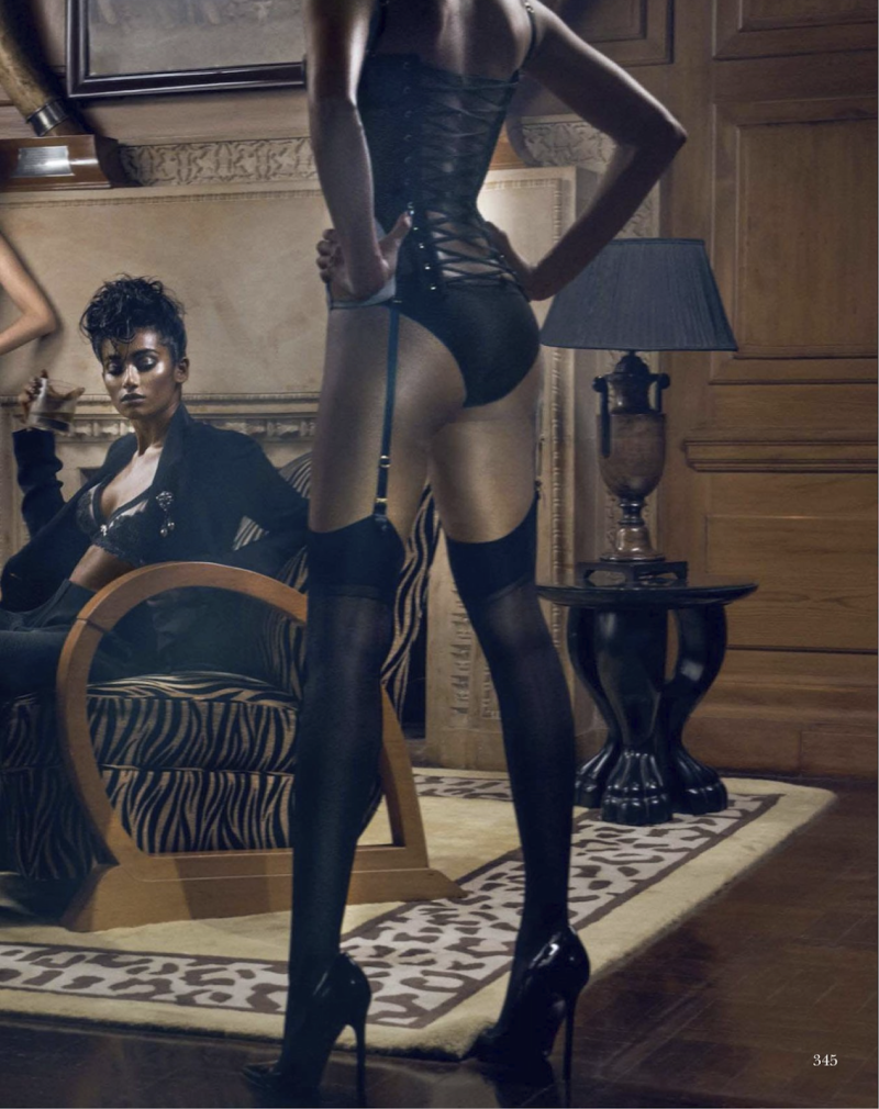 Dangerous Liaisons by Signe Vilstrup for Vogue India October 2013 7