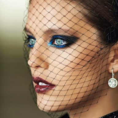 Emily Didonato by Gilles Bensimon for Vogue Paris November 2013