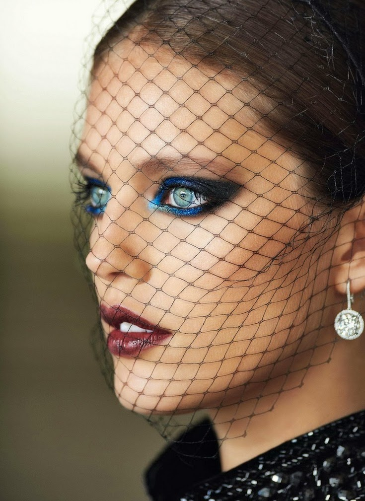 Emily Didonato by Gilles Bensimon for Vogue Paris November 2013