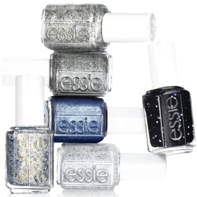 Essie Encrusted Treasures Collection Holiday 2013