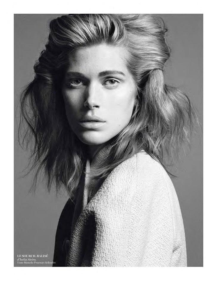 """Figures de proue"" by David Sims for Vogue Paris November 2013"
