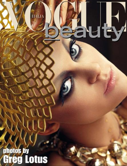 Greg Lotus for Vogue Italia October 2013