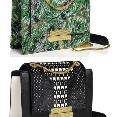J. Mendel Spring/Summer 2014 Accessories Collection