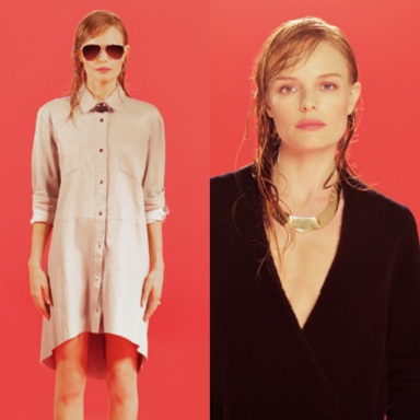 "Kate Bosworth presents ""The Collection"" for Topshop"