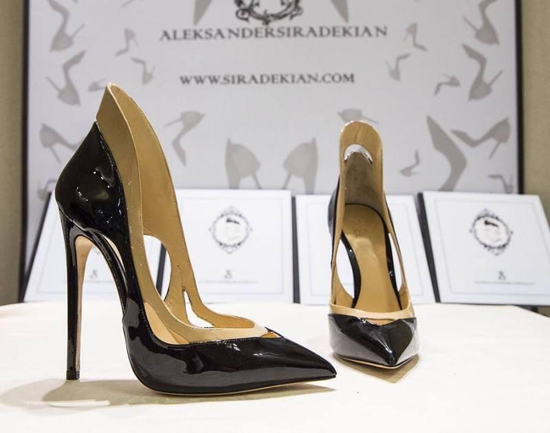 """Megalomania"" Aleksander Siradekian spring/summer 2014 collection"