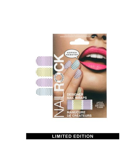 Nail Rock Limited Edition Sophia Webster