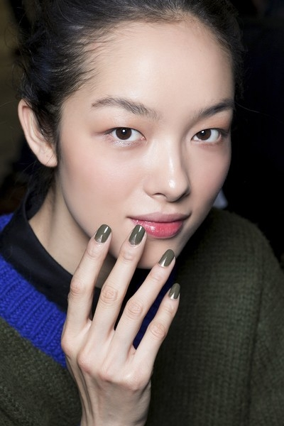 Nails at Prabal Gurung Fall/Winter 2013-2014