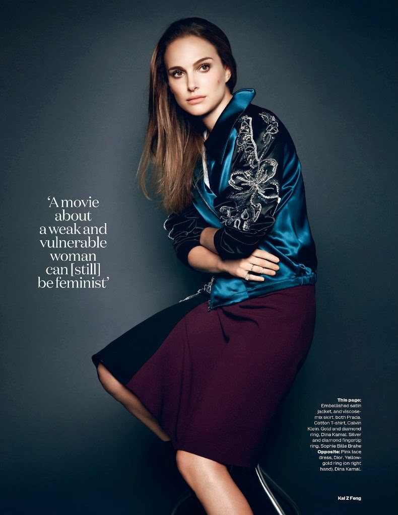 Natalie Portman for ELLE UK November 2013Natalie Portman for ELLE UK November 2013
