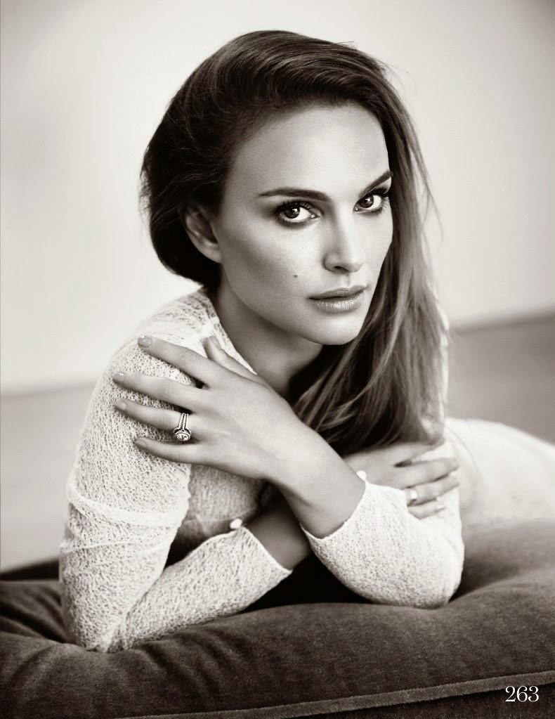 Natalie Portman Fashion 2013