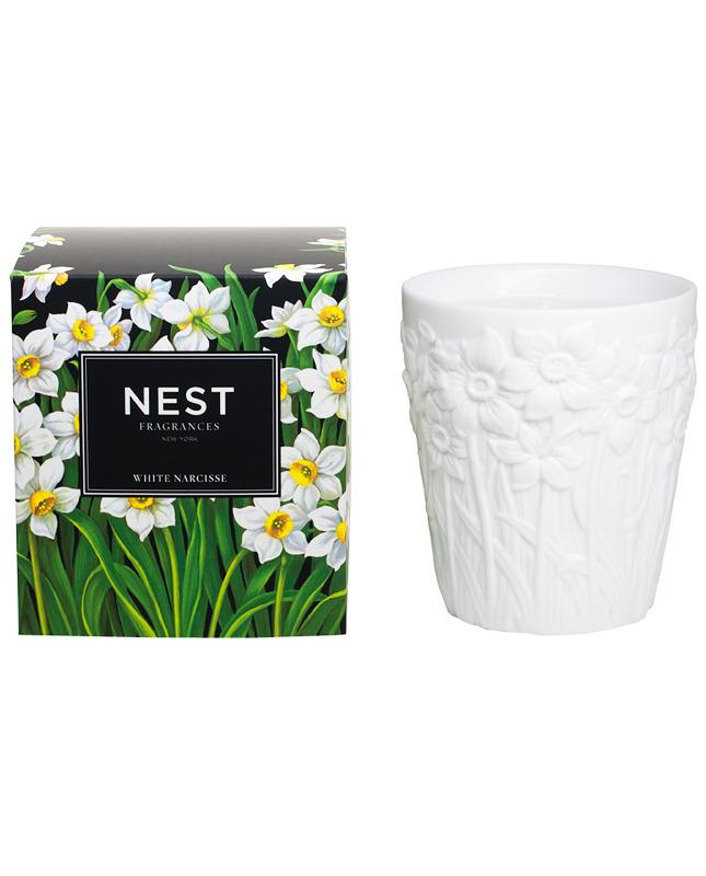Nest, Wnite Narcisse