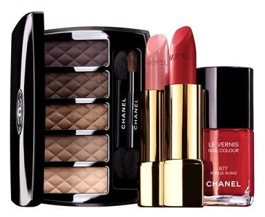 Nuit Infinie de Chanel Collection for Holiday 2013