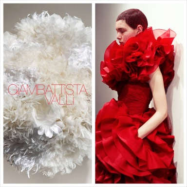 "Pictures from ""Giambattista Valli"" published by Rizzoli"