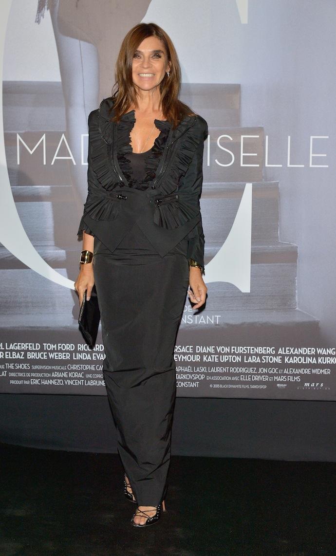 Editor-in-Chief of CR Fashion Book Carine Roitfeld