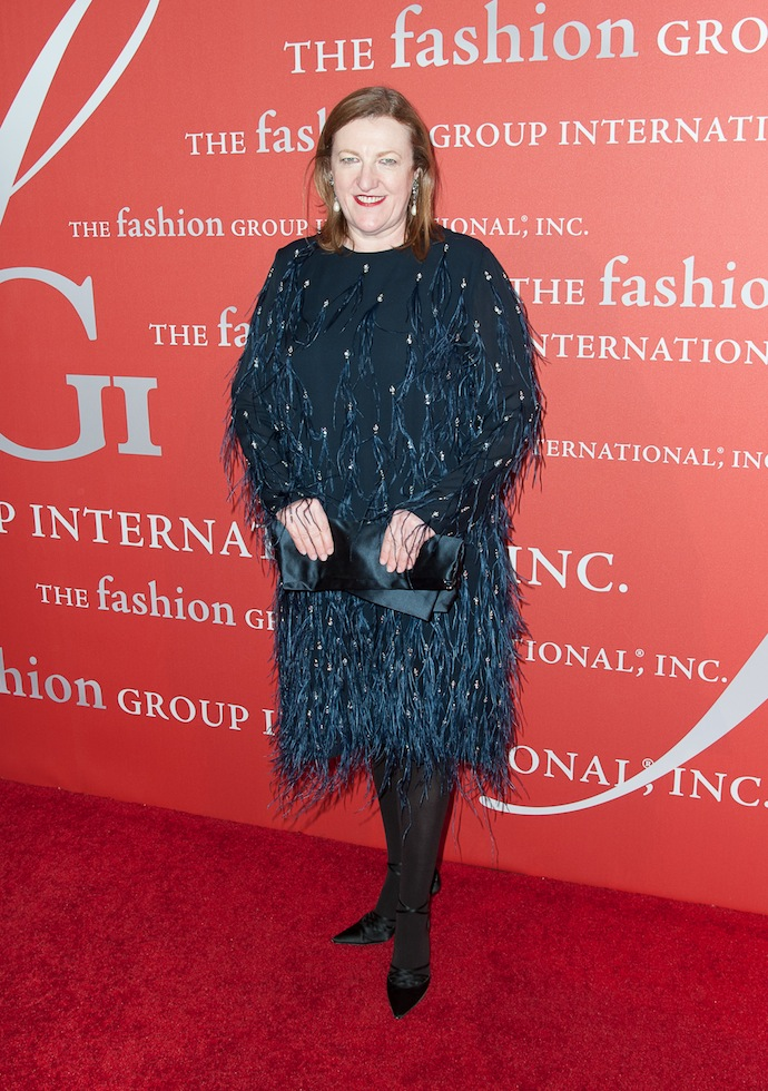 Glenda Bailey attends the 30th Annual Night Of Stars