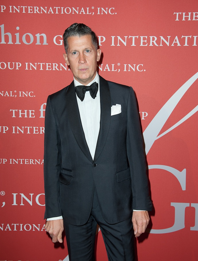 Stefano Tonchi attends the 30th Annual Night Of Stars