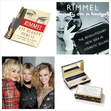 Rimmel 180 anniversary