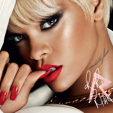 RiRi Hearts MAC Holiday Christmas 2013