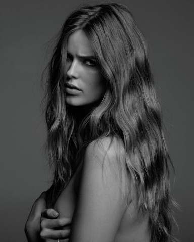 Robyn Lawley by Pierre Toussaint for GQ Australia November 2013