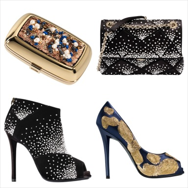 Roger Vivier shoes and accessories for Fall 2013
