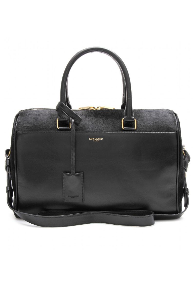 Saint Laurent Duffle Bag (1.850 €).
