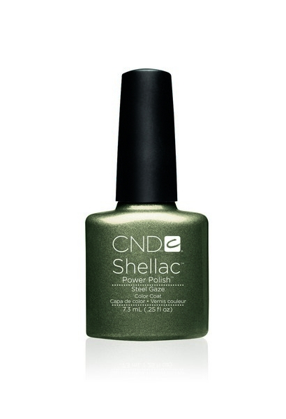 Steel Gaze by CNDc Shellac
