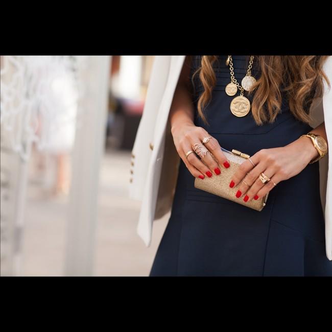Street Style at Fashion Forward Dubai Season 2   Photo by Moez Achour