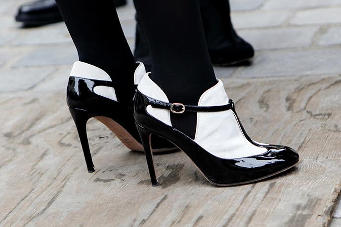 Street Style at Paris Fashion Week Spring/Summer 2014