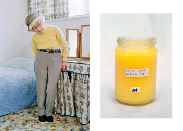 The Granny Alphabet by Tim Walker