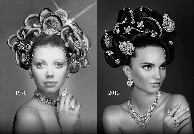 The half-billion-dollars remake of the iconic Hair & Jewel by Graff