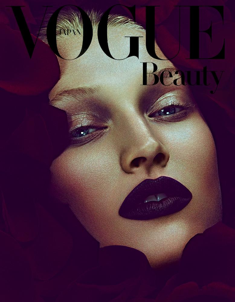 Toni Garrn by Ben Hassett for Vogue Japan Deceber 2013