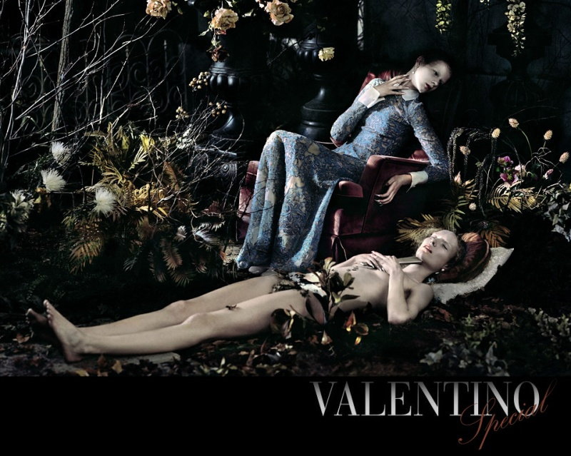 """Valentino Special"" by Jeff Bark for Another Magazine Fall 2013"