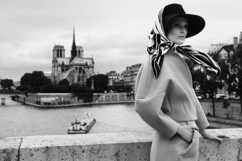 Victor Demarchelier for Antidote Magazine Fall 2013 The Paris Issue