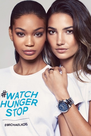 Watch Hunger Stop, a campaign by Michael Kors