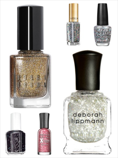 10 nail polishes for a festive mood this winter