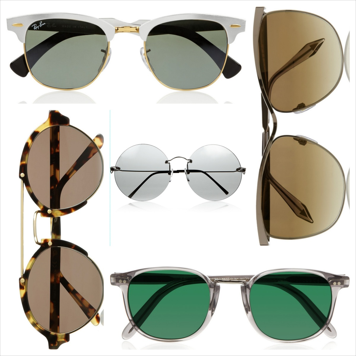 10 sunglasses to buy now and wear forever
