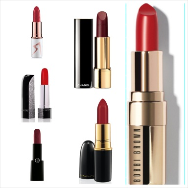 6 best red lipsticks from the Christmas 2013 collections